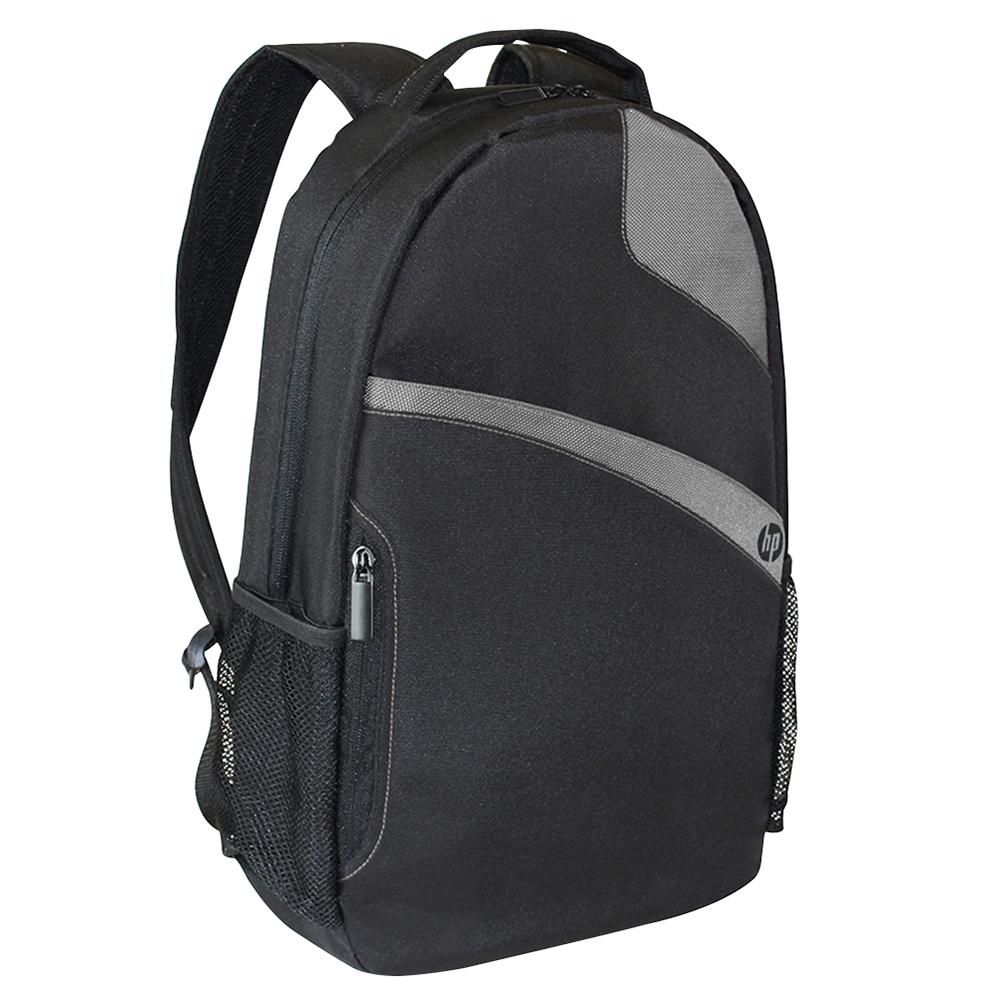 Mochila backpack value 16 1 negra hp a1c21la proveedora for Mochila oficina