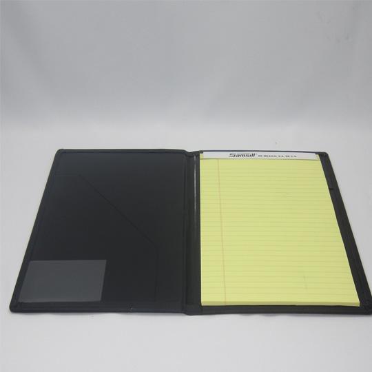 Carpeta portablock curpiel carta negro 2994 samsill for Mi oficina directa
